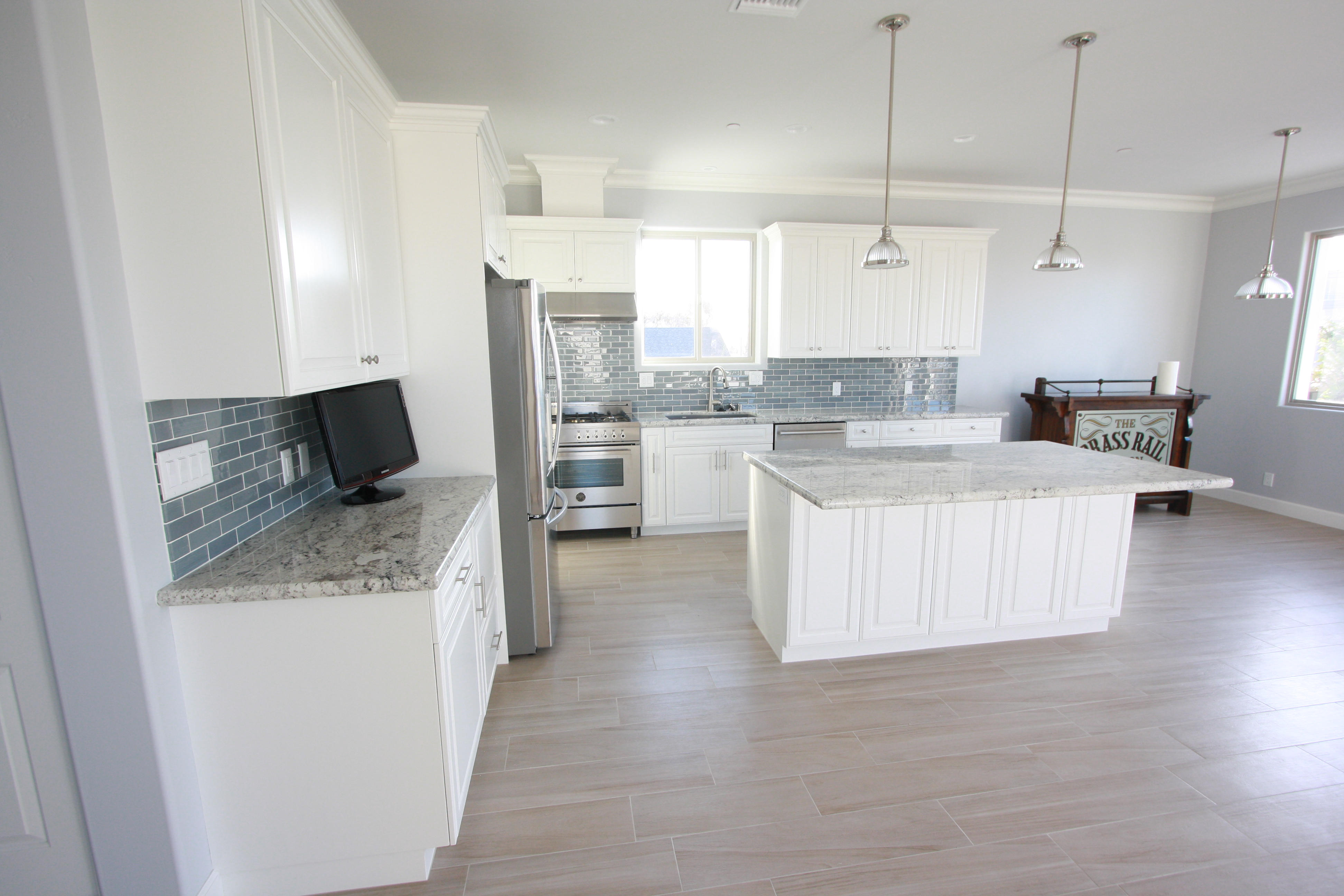 custom kitchen cabinets – andrews fine cabinets and millwork